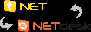 Combinez NETdesk et NETup